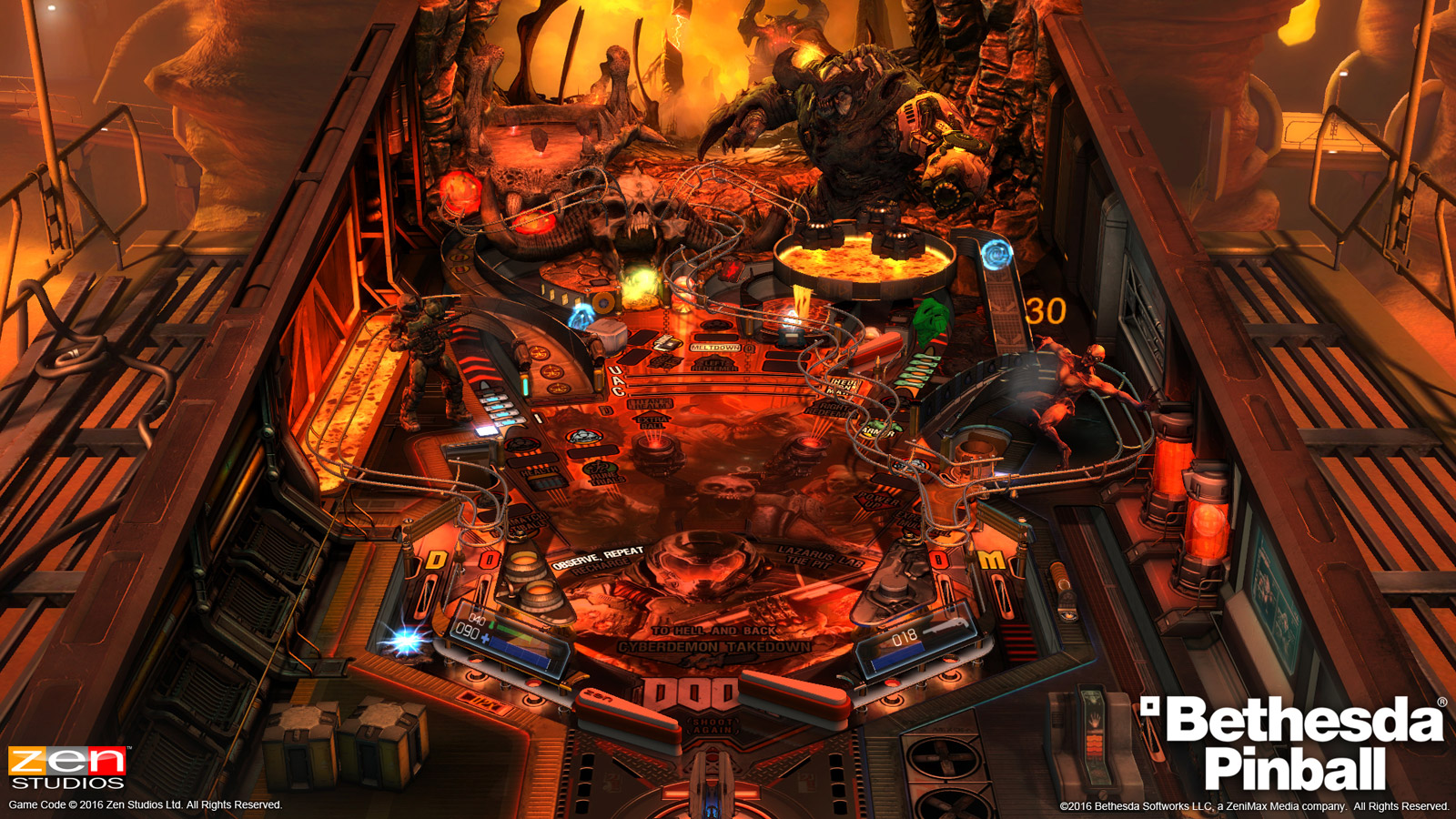 Realistic Play and Fantastic Table Design Recreate the Age of Pinball